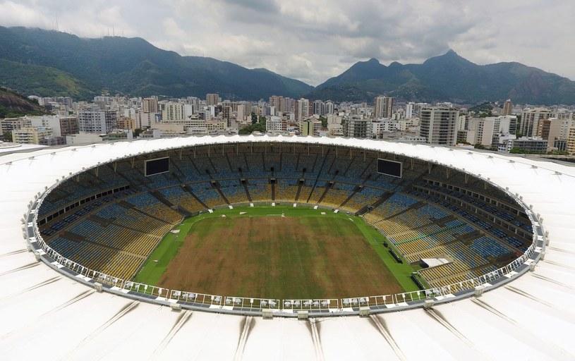 Stadion Maracana /AFP