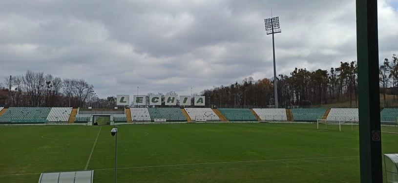 Stadion Miejski w Gdańsku /Maciej Słomiński /