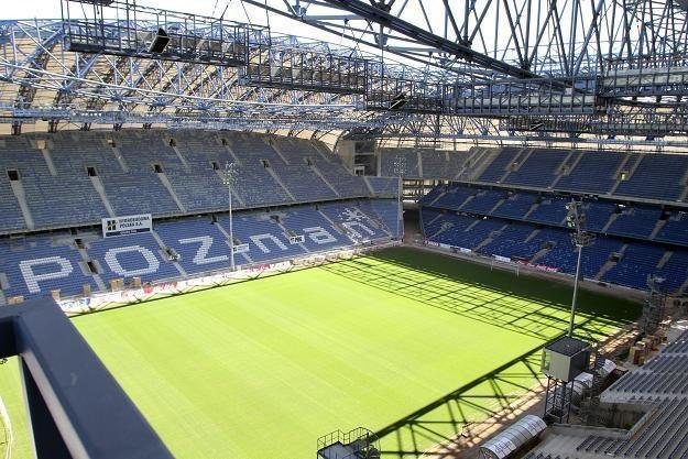 Stadion Miejski w Poznaniu /PAP