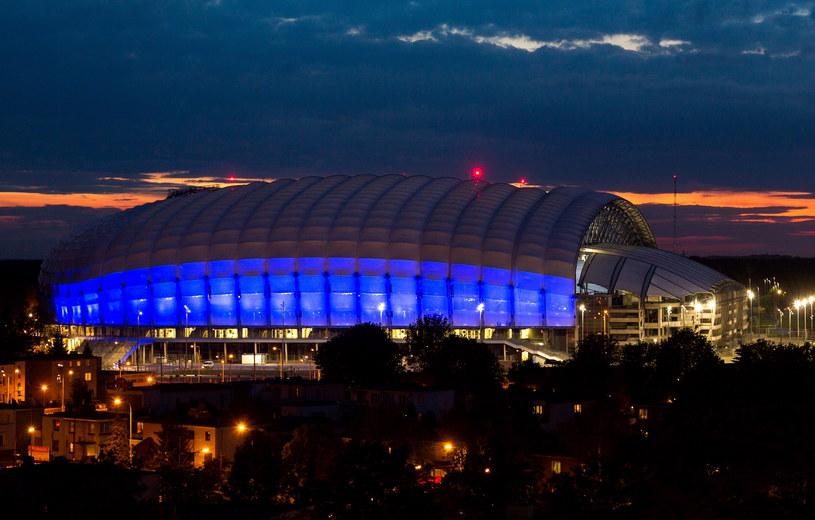 Stadion Miejski w Poznaniu /Fot. Adam Ciereszko /PAP