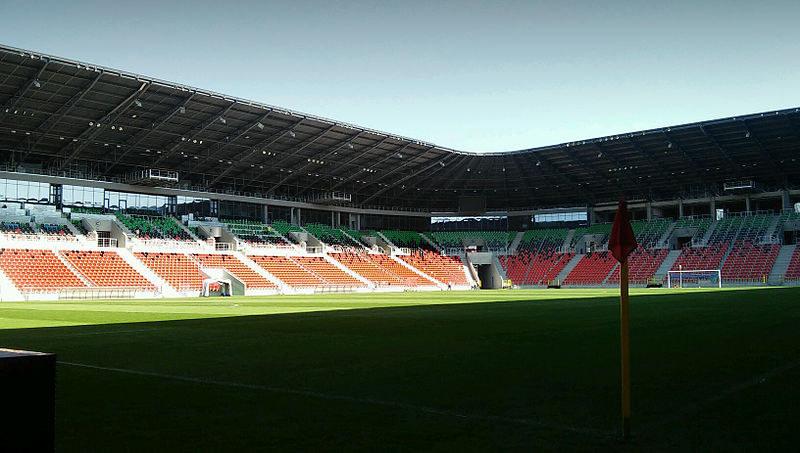 Stadion Miejski w Tychach /pl.wikipedia.org /