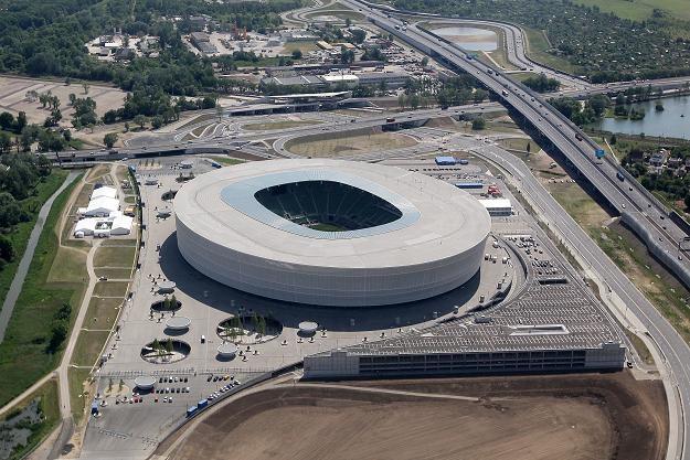 Stadion Miejski we Wrocławiu /PAP