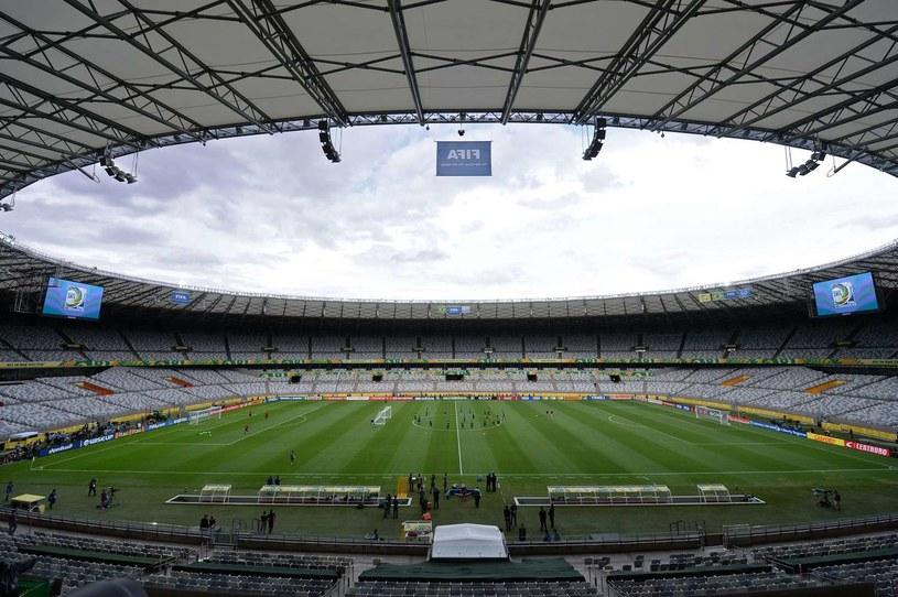 Stadion Mineirao w Belo Horizonte /AFP