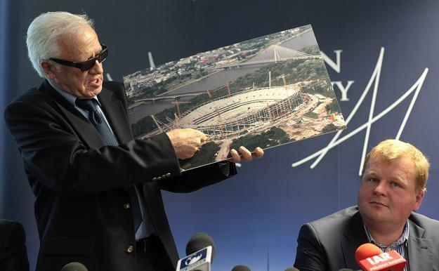 Stadion Narodowy boryka się z kłopotami fot: Leszek Szymański /PAP