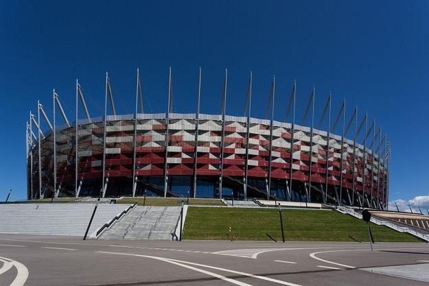 Stadion Narodowy w Warszawie. Fot. pgenarodowy.pl /