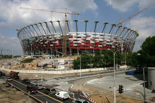 Stadion Narodowy w Warszawie /fot. Stefan Maszewski /Reporter