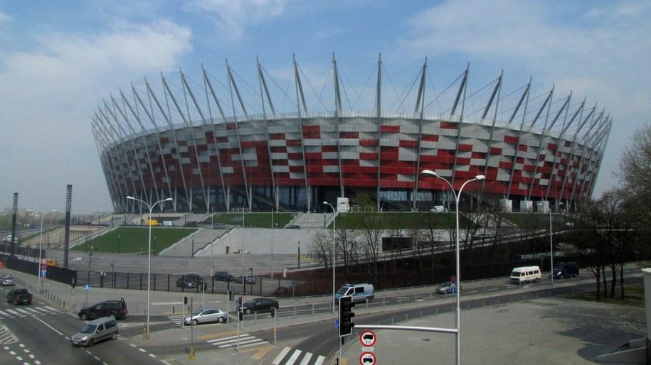 Stadion Narodowy w Warszawie /Michał Dukaczewski /Archiwum RMF FM