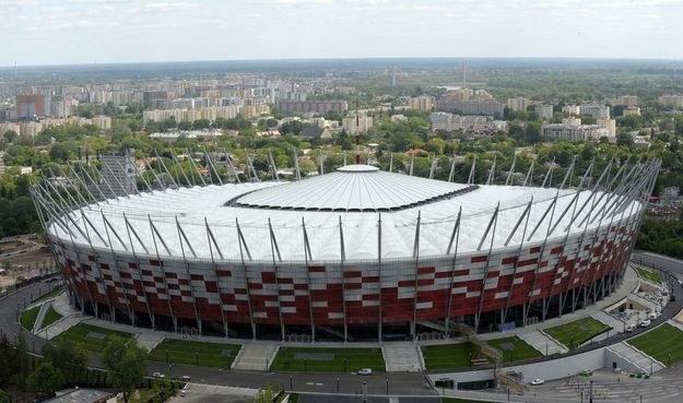 Stadion Narodowy w Warszawie /AFP