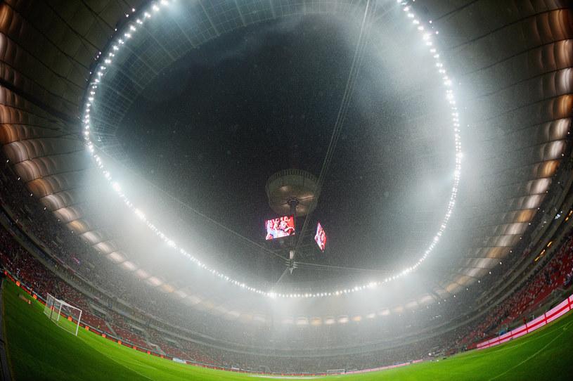 Stadion Narodowy w Warszawie /Getty Images