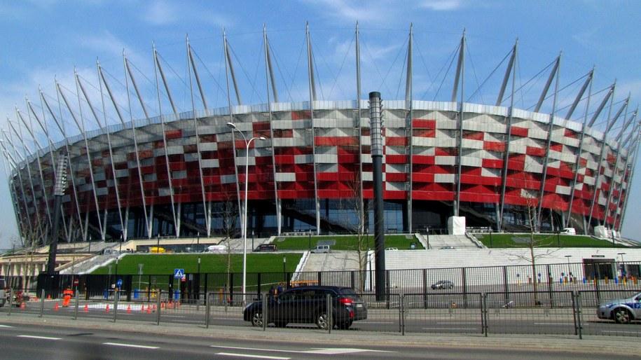 Stadion Narodowy` /Michał Dukaczewski /RMF FM