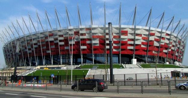 Stadion Narodowy /Michał Dukaczewski /RMF24.pl