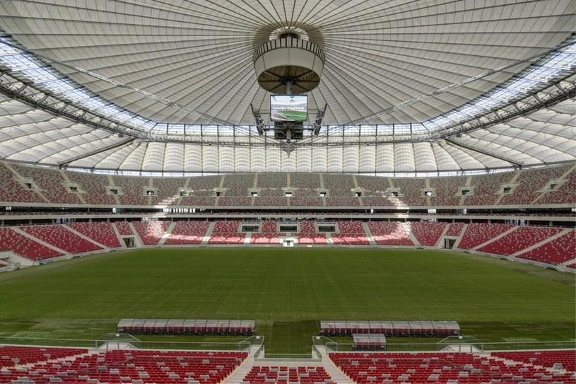 Stadion Narodowy /Bartosz Makowski /Reporter