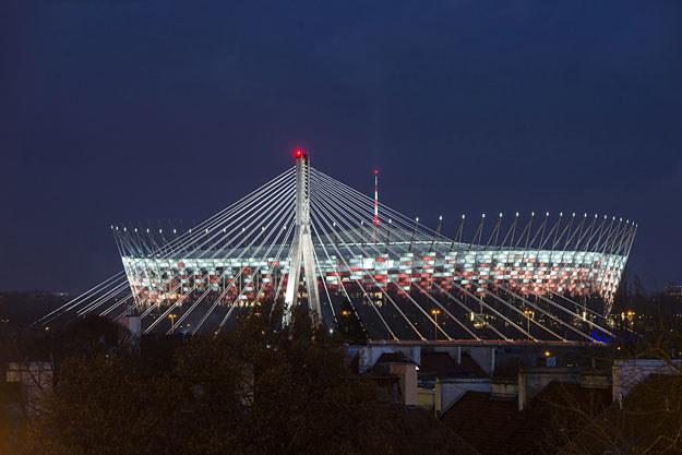 Stadion Narodowy /Andrzej Sidor /Agencja FORUM