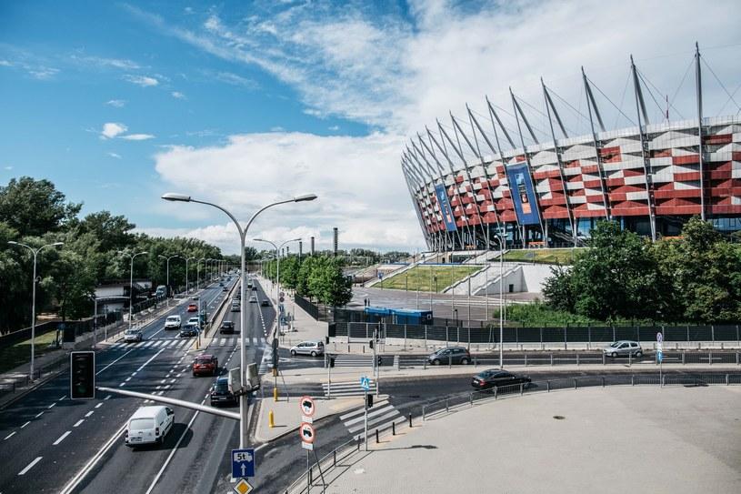 Stadion Narodowy /Maciej Stanik/REPORTER /East News