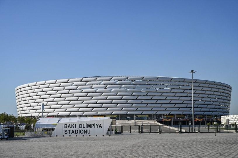 Stadion Olimpijski w Baku /AFP