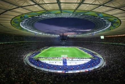 Stadion Olimpijski w Berlinie /AFP