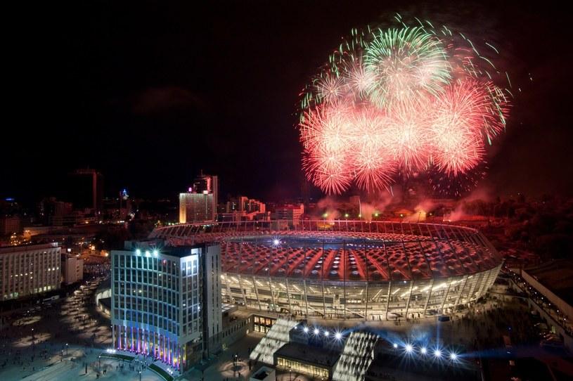 Stadion Olimpijski w Kijowie będzie jedną z aren Euro 2020? /AFP