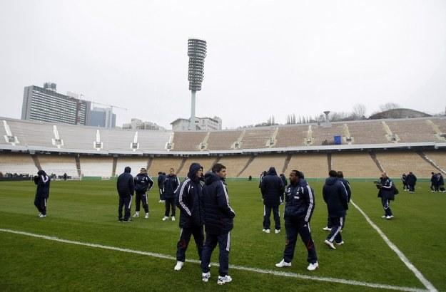 Stadion Olimpijski w Kijowie będzie kosztować więcej niż areny sportowe w Europie Zachodniej /AFP