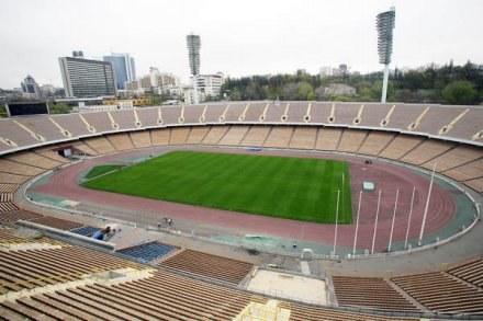 Stadion Olimpijski w Kijowie odejdzie w zapomnienie /AFP