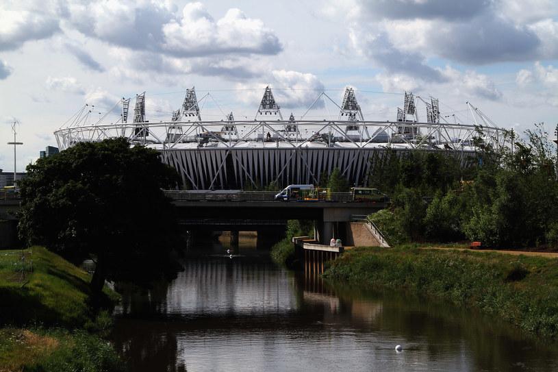 Stadion Olimpijski w Londynie /Stanley Chou /Getty Images