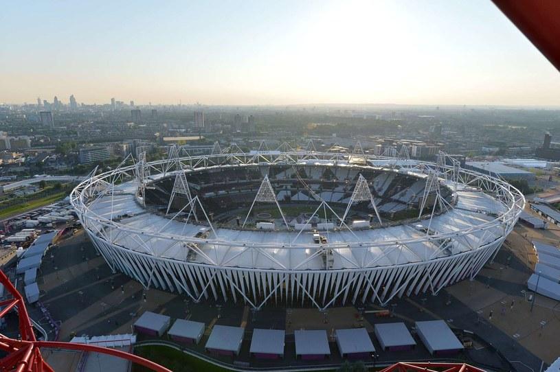 Stadion olimpijski w Londynie /AFP