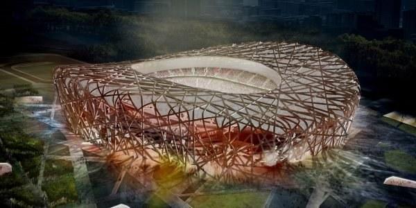 Stadion olimpijski w Pekinie /AFP