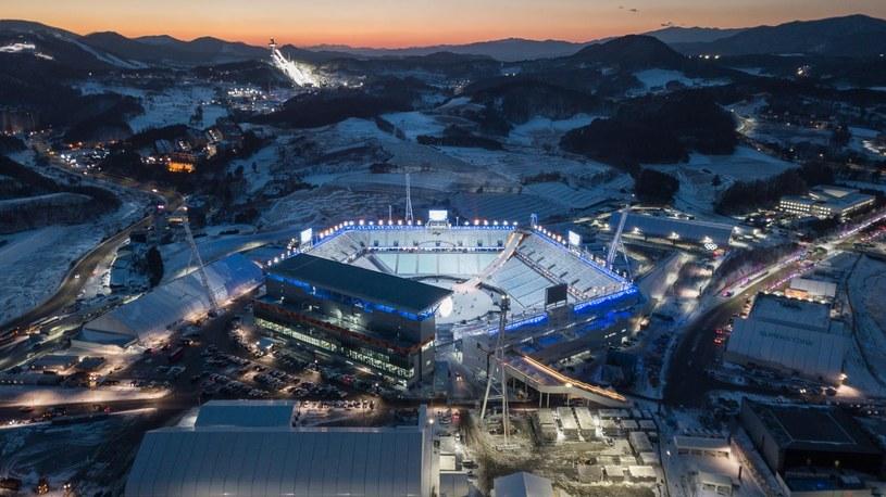 Stadion olimpijski w Pjongczangu /Getty Images