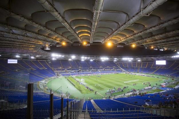 Stadion Olimpijski w Rzymie /CLAUDIO PERI /PAP