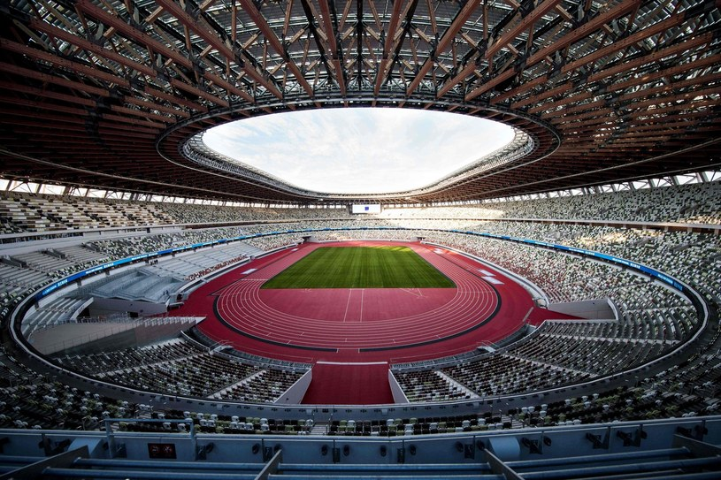 Stadion Olimpijski w Tokio /AFP