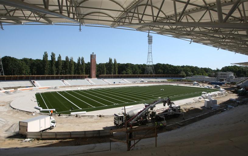 Stadion Olimpijski we Wrocławiu /Tomasz Holod /East News