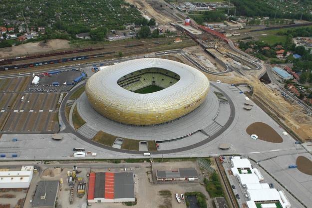 Stadion PGE Arena w Gdańsku. Fot Krystian Trela /Reporter