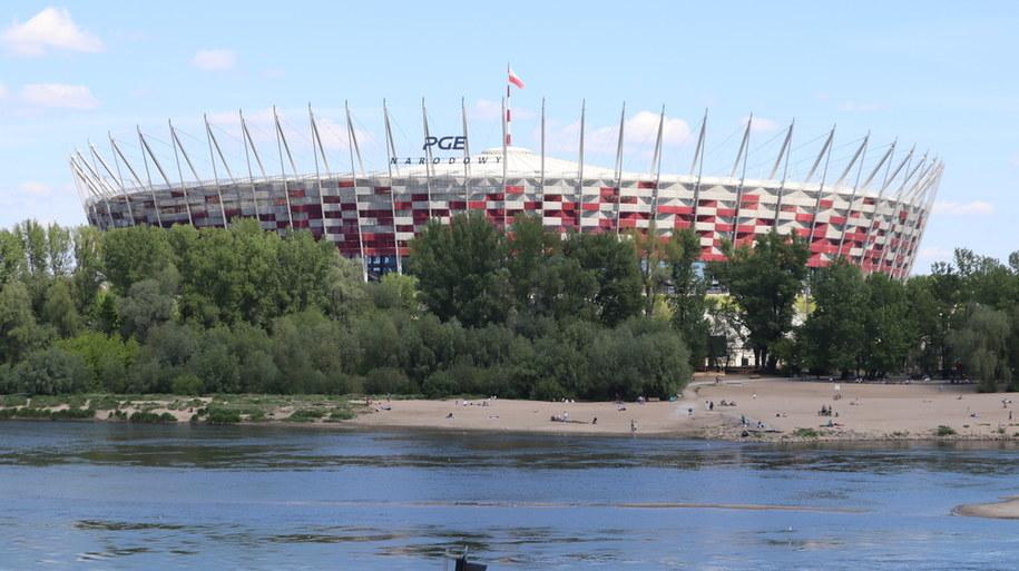 Stadion PGE Narodowy /Piotr Szydłowski /Archiwum RMF FM