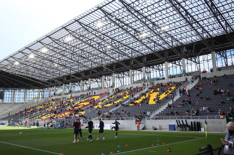Stadion Pogoni Szczecin /FOT. KRZYSZTOF CICHOMSKI / NEWSPIX.PL /Newspix