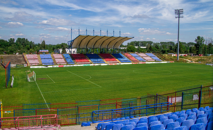 Stadion Polonii Bytom /Flickr /
