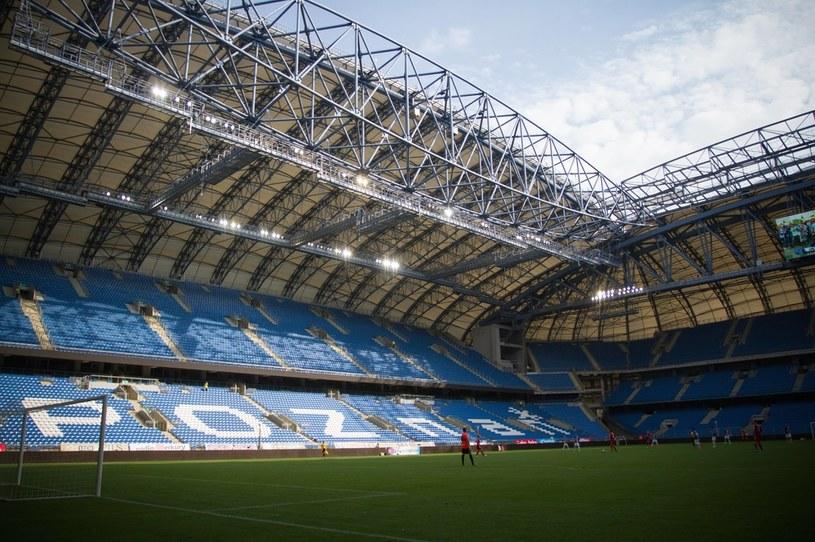 Stadion przy Bułgarskiej w Poznaniu. Lech Poznań /Piotr Kieplin / PressFocus / NEWSPIX.PL /Newspix