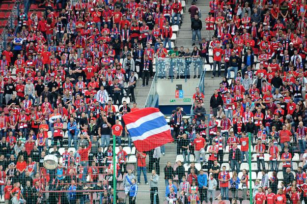Stadion przy Reymonta w Krakowie znów zapełni się kibicami /Fot. Joanna Żmijewska /INTERIA.PL