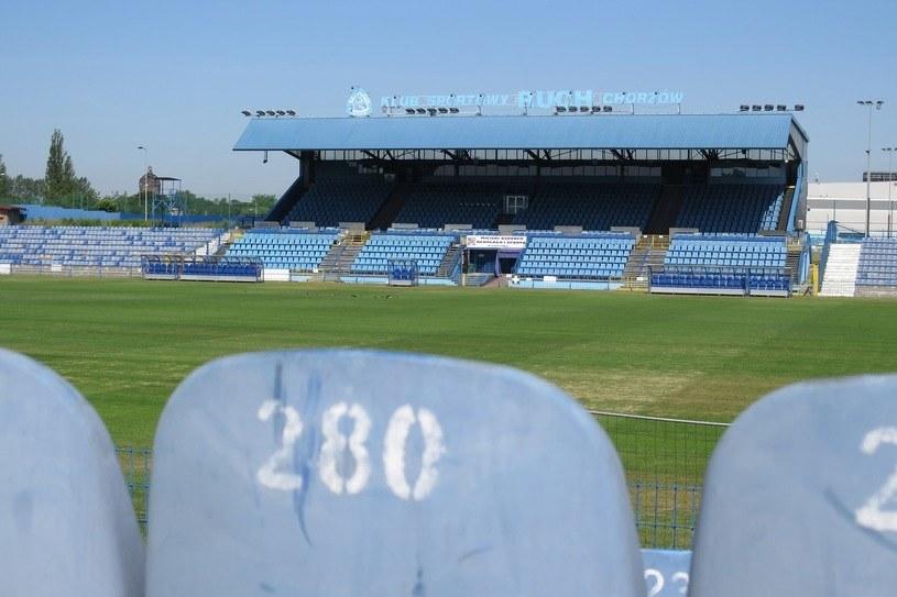 Stadion Ruchu Chorzów /Adrian Ślazok /East News
