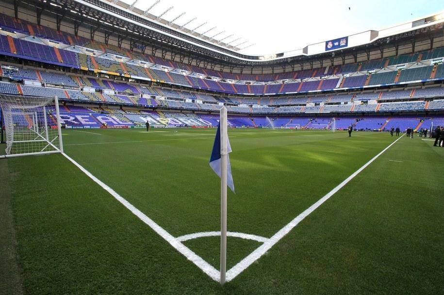 Stadion Santiago Bernabeu (zdj. arch.) /Nick Potts /PAP/PA