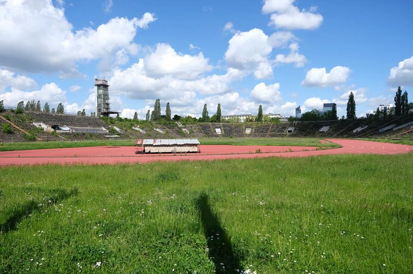 Stadion Skry /Tedi /Newspix