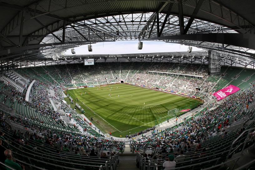 Stadion Śląska Wrocław /Paweł Kozioł /Reporter