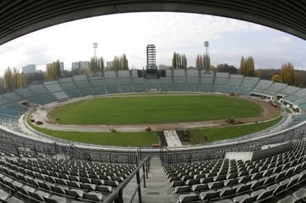 Stadion Śląski, FOT.Jerzy Kleszcz /Agencja Przegląd Sportowy