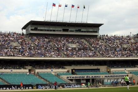 Stadion Śląski w Chorzowie /Agencja Przegląd Sportowy