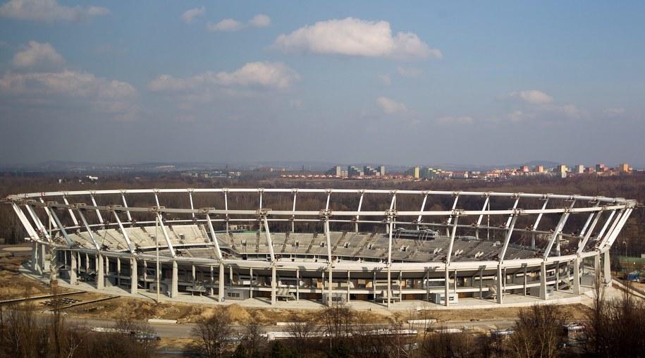 Stadion Śląski w Chorzowie /Andrzej Grygiel /PAP
