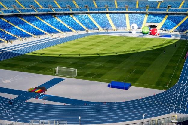 Stadion Śląski /Andrzej Grygiel /PAP