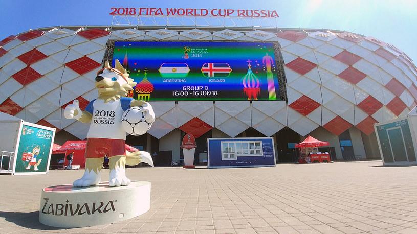 Stadion Spartaka w Moskwie /Rafał Walerowski /INTERIA.PL