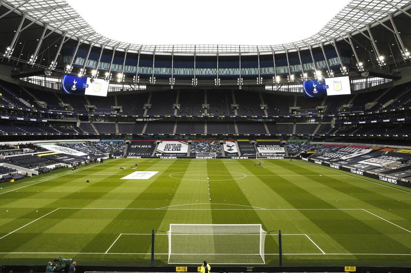 Stadion Tottenhamu /PAP/EPA/Paul Childs / POOL /PAP