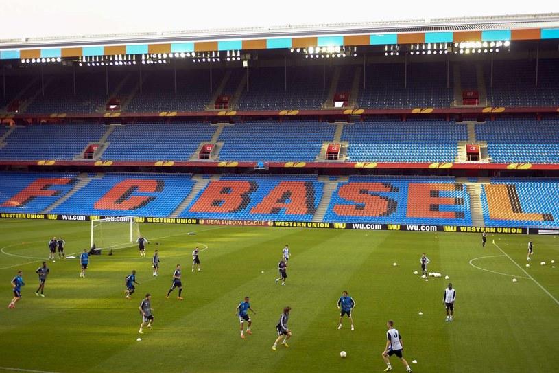 Stadion w Bazylei /AFP