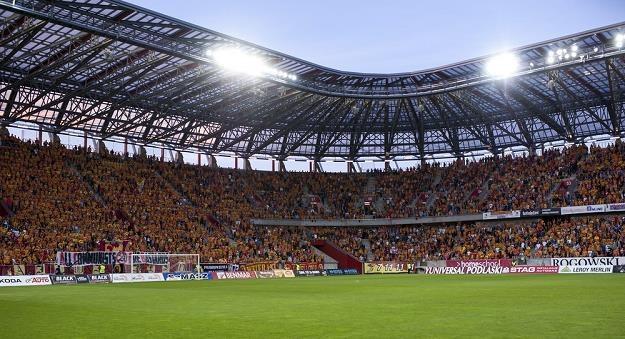 Stadion w Białymstoku, Fot. Michał Kość, Agencja Wschód /Reporter