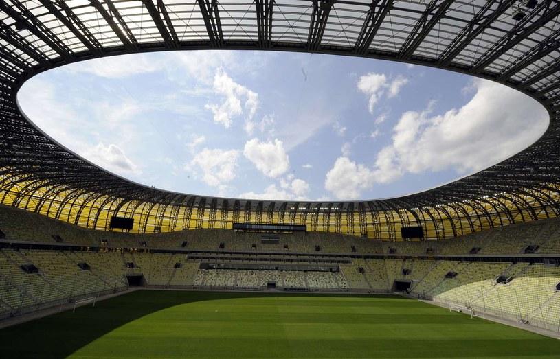 Stadion w Gdańsku /AFP