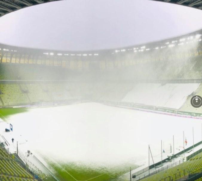 Stadion w Gdańsku /twitter